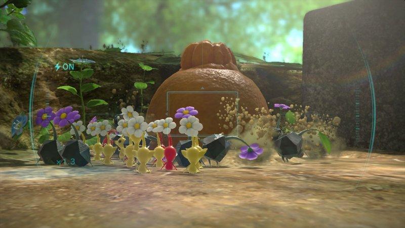 Pikmin 4 è ancora in sviluppo, ma non è attualmente una priorità per Nintendo