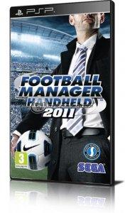 Football Manager Handheld 2011 per PlayStation Portable