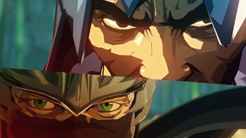 Yaiba: la furia di un ninja morto