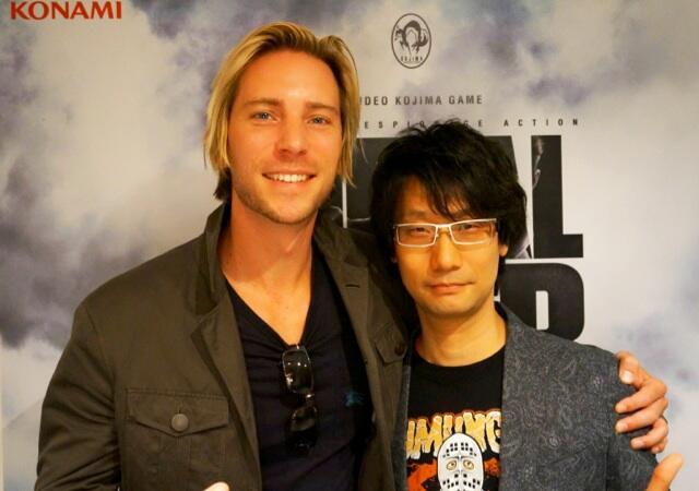 Sarà Troy Baker a interpretare Ocelot in Metal Gear Solid V: The Phantom Pain