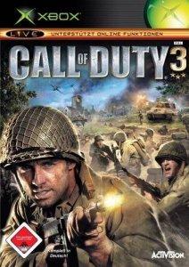 Call of Duty 3 per Xbox