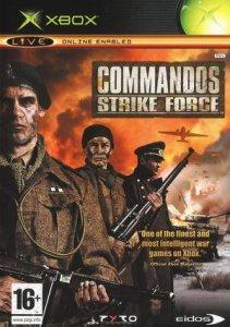 Commandos: Strike Force per Xbox