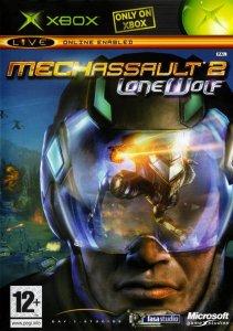 MechAssault 2: Lone Wolf per Xbox