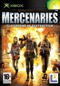 Mercenari: Pagati per Distruggere per Xbox