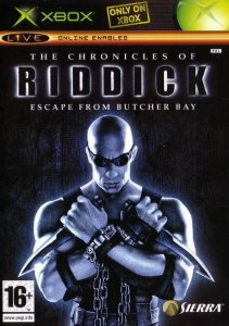 The Chronicles of Riddick: Escape From Butcher Bay per Xbox