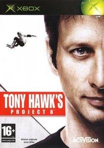 Tony Hawk's Project 8 per Xbox