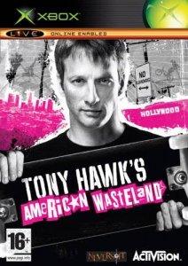 Tony Hawk's American Wasteland per Xbox