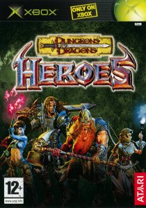 Dungeons & Dragons Heroes per Xbox