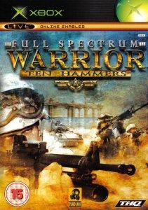 Full Spectrum Warrior: Ten Hammers per Xbox