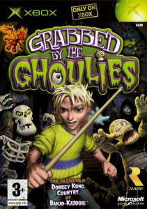 Grabbed by the Ghoulies per Xbox