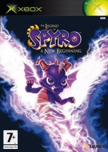 The Legend of Spyro: A New Beginning per Xbox
