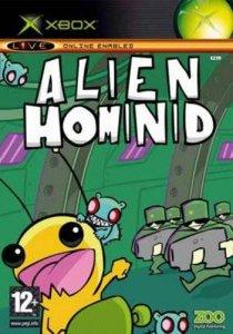 Alien Hominid per Xbox