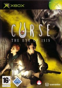Curse: The Eye of Isis per Xbox