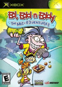 Ed, Edd n Eddy: The Mis-Edventures per Xbox