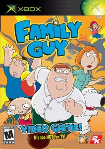 I Griffin (Family Guy) per Xbox