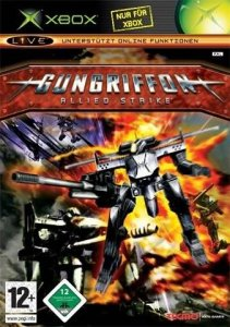 GunGriffon: Allied Strike per Xbox