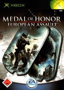 Medal of Honor: European Assault per Xbox