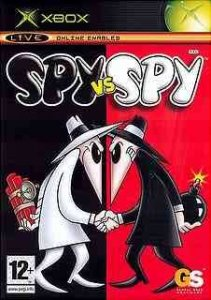 Spy vs. Spy per Xbox