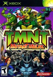 Teenage Mutant Ninja Turtle: Mutant Melee per Xbox