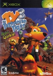 Ty the Tasmanian Tiger 3: Night of the Quinkan per Xbox
