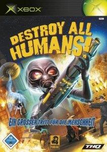 Destroy All Humans! per Xbox