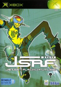Jet Set Radio Future per Xbox