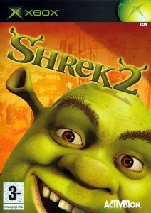 Shrek 2: The Game per Xbox