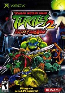 Teenage Mutant Ninja Turtles 2 per Xbox