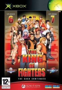 The King of Fighters 2000/2001 per Xbox