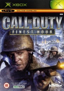 Call of Duty: L'Ora degli Eroi (Call of Duty: Finest Hour) per Xbox