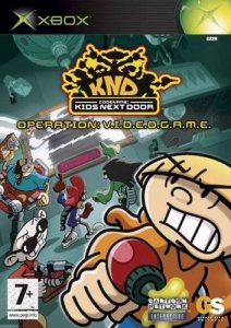 Codename: Kids Next Door: Operation V.I.D.E.O.G.A.M.E. per Xbox
