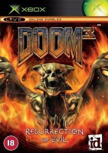 DooM 3: Resurrection of Evil per Xbox