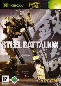 Steel Battalion per Xbox