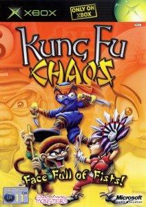 Kung Fu Chaos per Xbox