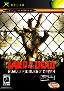 Land of the Dead: Road to Fiddler's Green per Xbox
