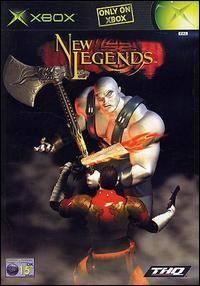 New Legends per Xbox