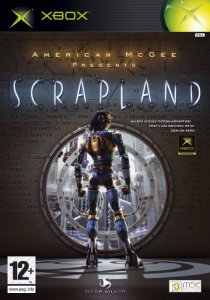 Scrapland per Xbox