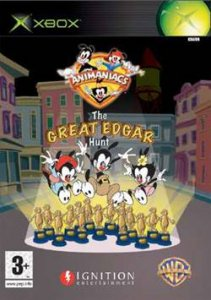 Animaniacs: The Great Edgar Hunt per Xbox