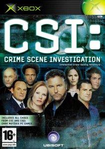 CSI: Crime Scene Investigation per Xbox