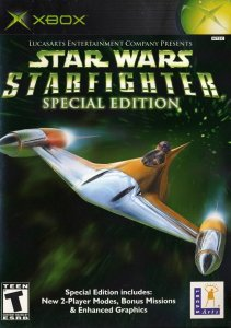 Star Wars Starfighter: Special Edition per Xbox
