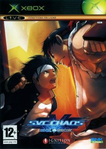 SVC Chaos: SNK vs. Capcom per Xbox