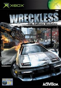 Wreckless: The Yakuza Mission per Xbox