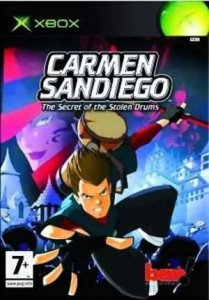 Carmen Sandiego: The Secret of the Stolen Drums per Xbox