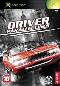 Driver: Parallel Lines per Xbox