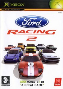 Ford Racing 2 per Xbox