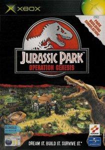 Jurassic Park: Operation Genesis per Xbox
