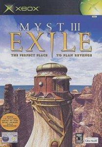 Myst III: Exile per Xbox