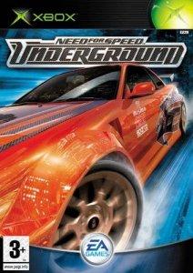 Need for Speed Underground per Xbox