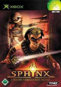 Sphinx and the Cursed Mummy per Xbox