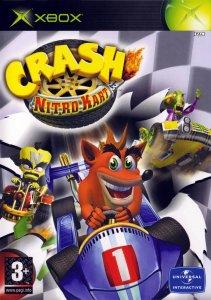 Crash Nitro Kart per Xbox